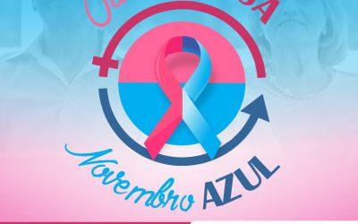 Campanha Outubro Rosa & Novembro Azul